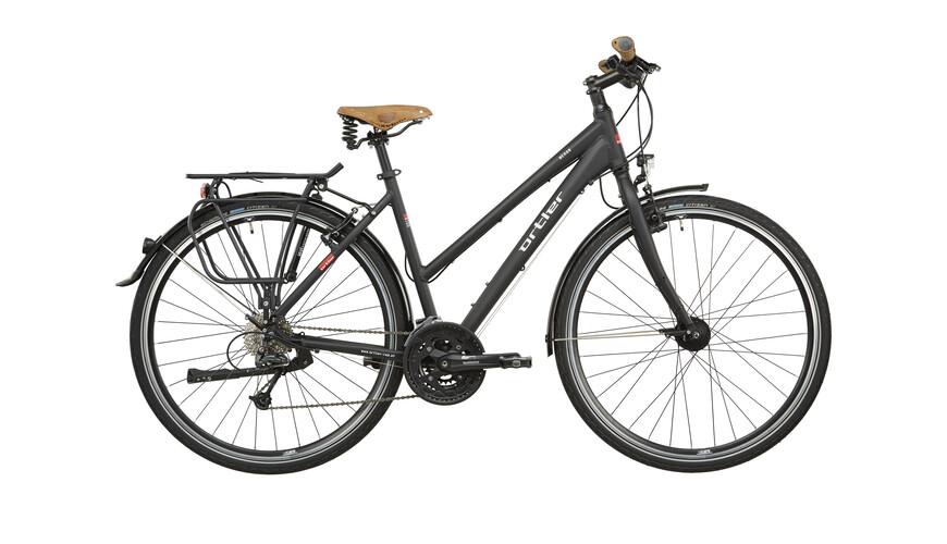 Ortler Meran Cykel Damer sort